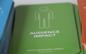 Audience impact cards