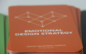 Emotional design strategy cards